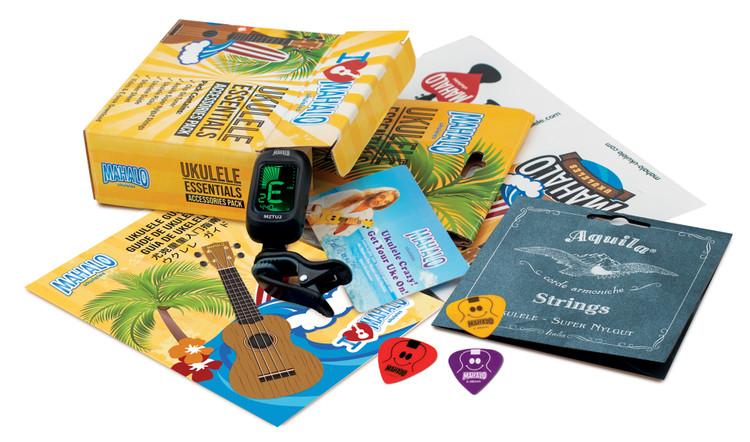 Mahalo Essentials Ukulele Accessory Pack