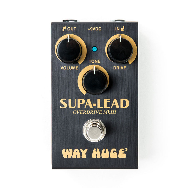 MXR Smalls  - Supa-Lead Overdrive Guitar Pedal