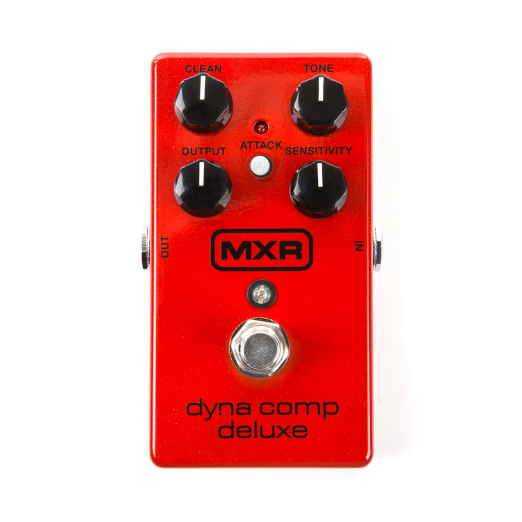 MXR  Dyna Comp Deluxe Guitar Effects Pedal