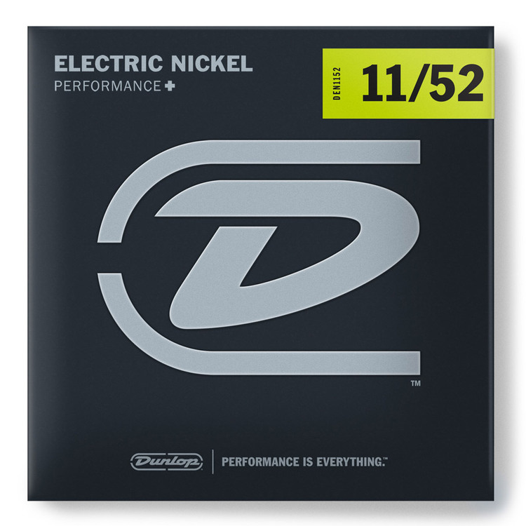 JIM DUNLOP Nickel Wound Electric Guitar Strings Medium Heavy