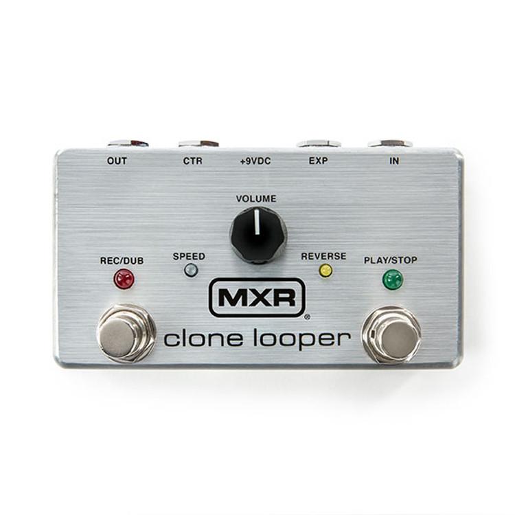 New MXR Clone Looper Pedal