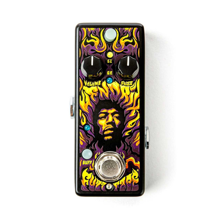 JIMI HENDRIX™ '69 PSYCH SERIES FUZZ FACE® DISTORTION JHW1