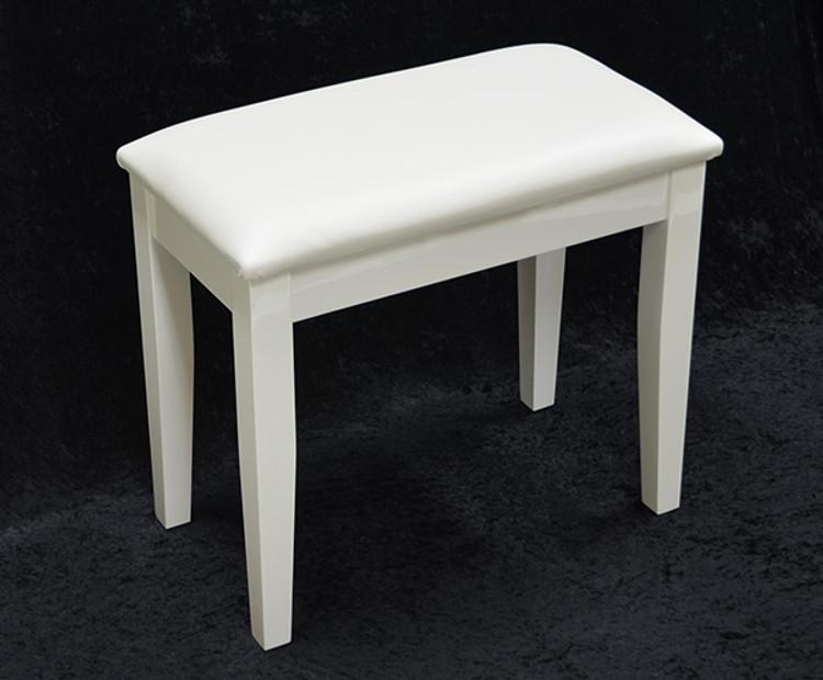 Digital Piano Stool-White