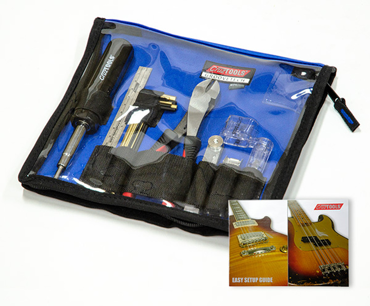 GrooveTech Guitar Player Tech Kit