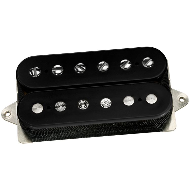 Gojira guitarist Joe Duplantier wanted a passive pickup that was vintage sounding, very precise and very sharp. Based on the PAF® 36th Anniversary Bridge with a few modifications, this humbucker allows cut through with different tunings and high gain. Vintage tone with a twist. Output: 290mv. Black.