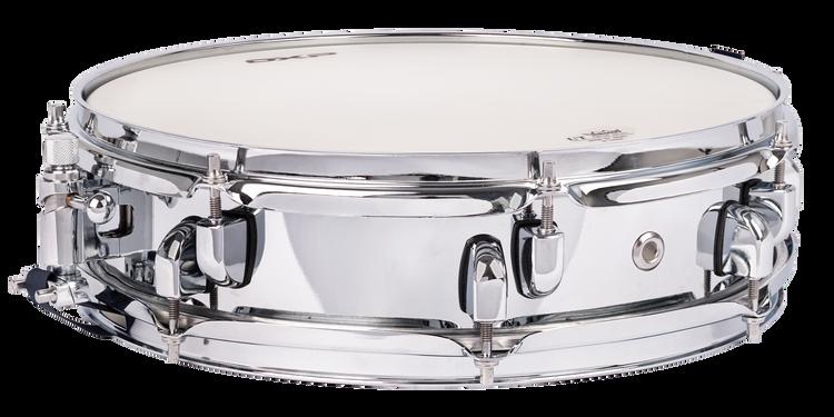 """14"""" x 3.5"""" Piccolo Snare Drum."""