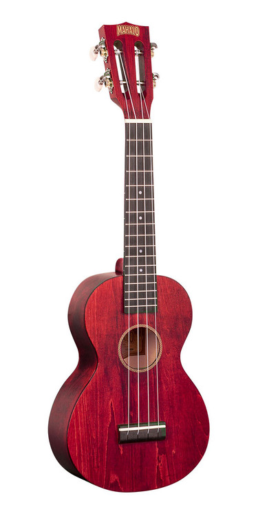 Ukulele Island Series Concert  Cherry Red