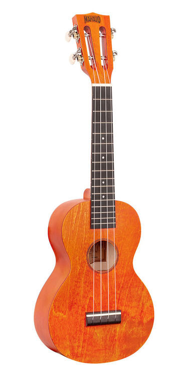 Ukulele Island Series Concert  Orange Sunset