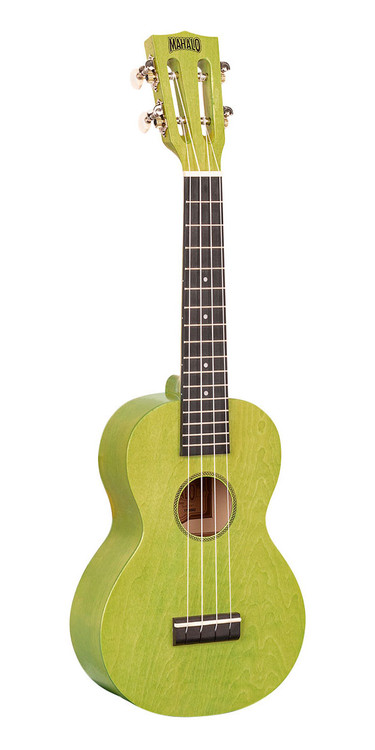 Ukulele Island Series Concert  Sea Green