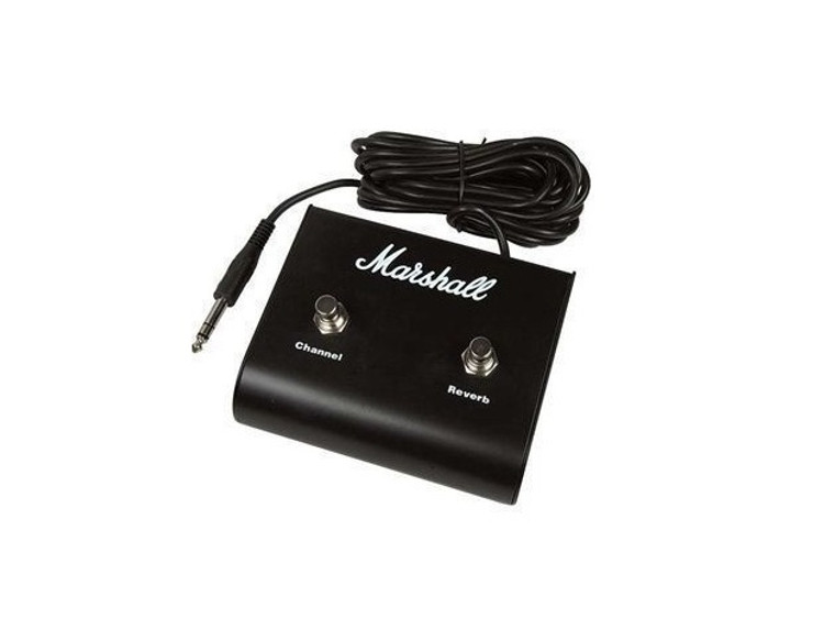 Marshall PEDL 90010  MG Series 4 Foot Controller 2 Way Guitar Amp Footswitch