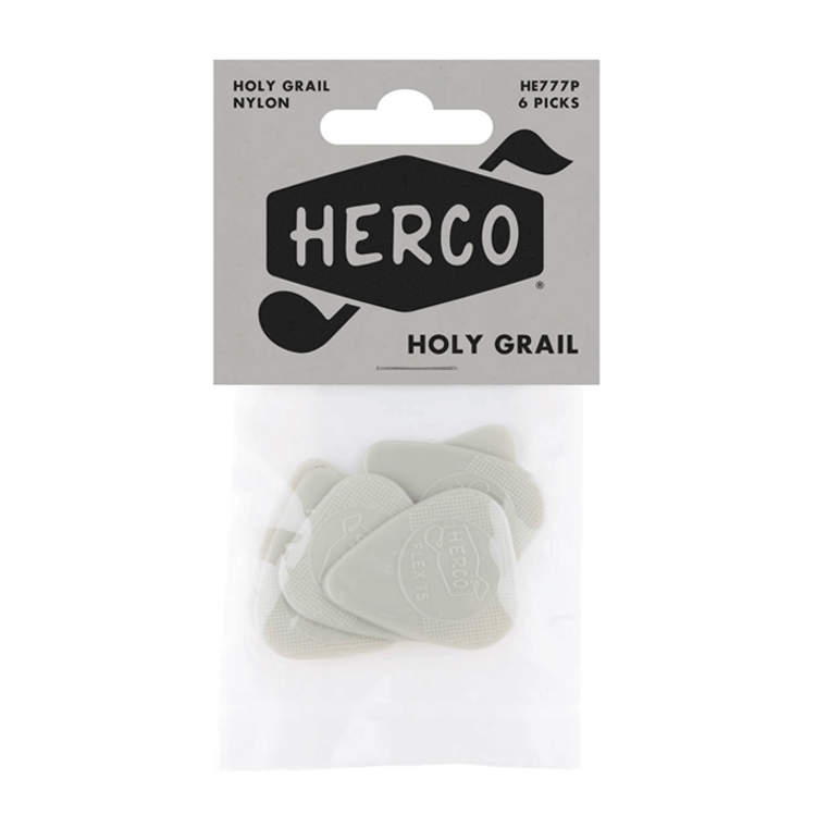 Dunlop HERCO    HOLY GRAIL Pick Player 's Pack Guitar Picks