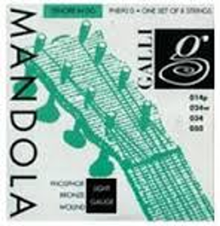 GALLI   Mandolin String Set
