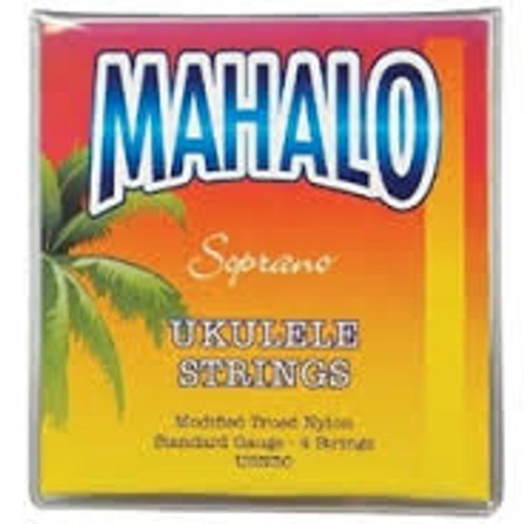 MAHALO   Ukulele Strings (Soprano)