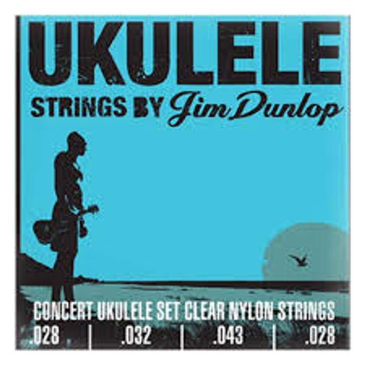Jim Dunlop   Ukulele strings   Concert