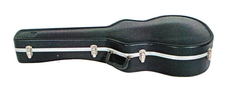 V Case   Acoustic Guitar Case   Black