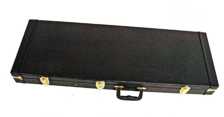 V Case   6 String Electric Guitar Case    Strat/Tele Rectangular