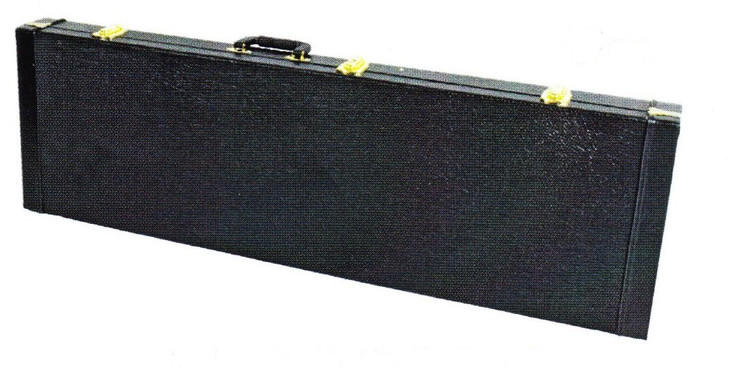 V Case   Precision & Jazz Bass Rectangular Guitar  Case