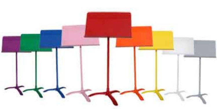 MUSIC STAND SYMPHONY WHITE