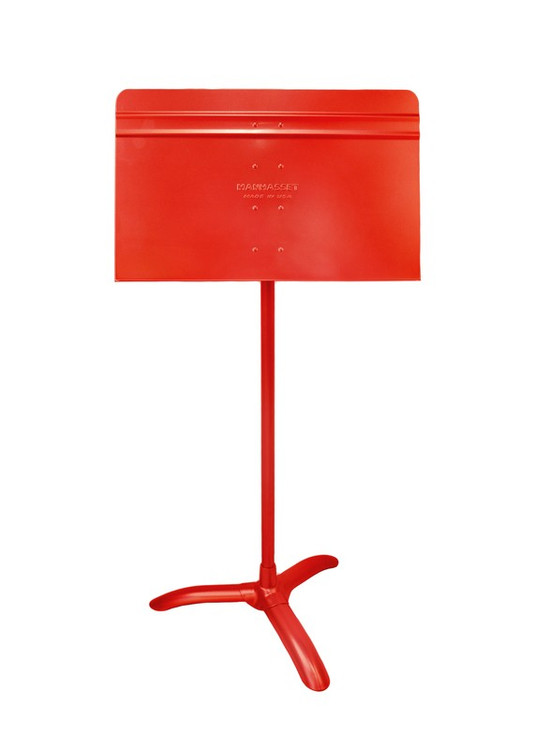 MUSIC STAND SYMPHONY RED
