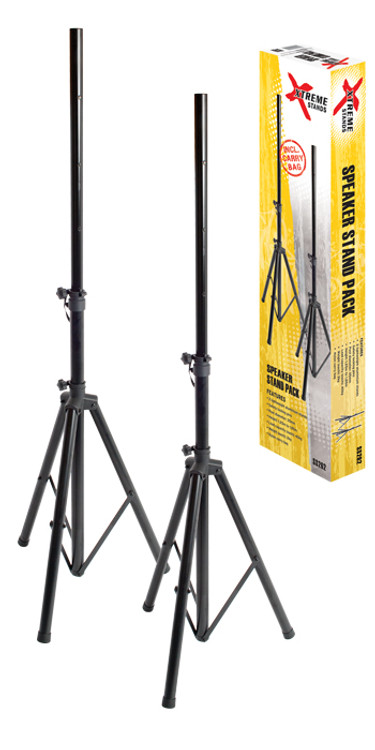 SS262 Xtreme Speaker Stand Pack with Bag