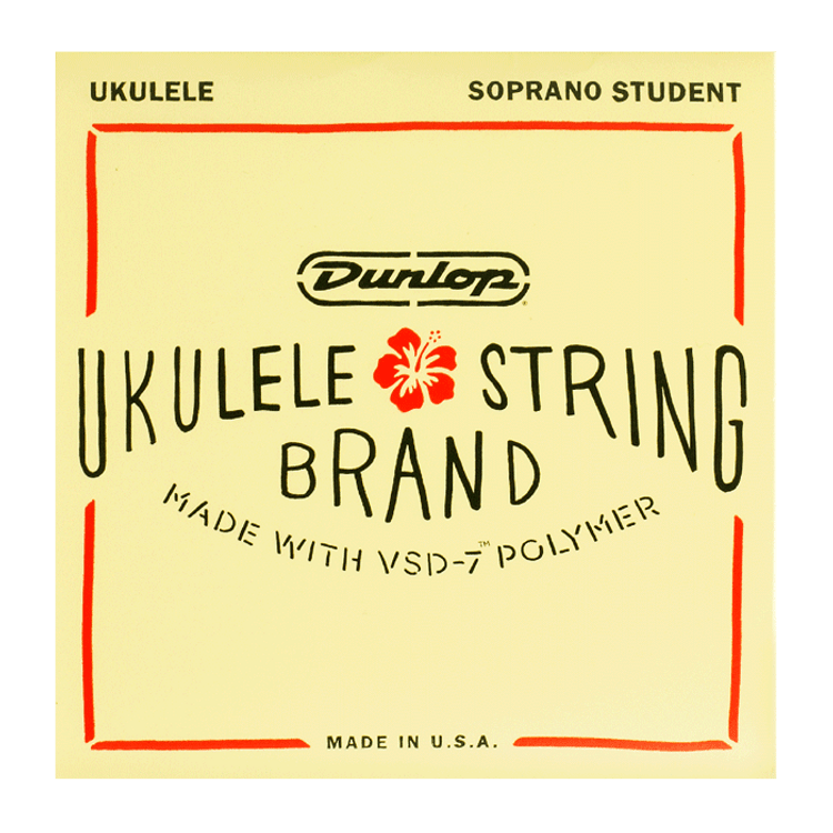 DUNLOP   Soprano Student string set. Made in U.S.A.