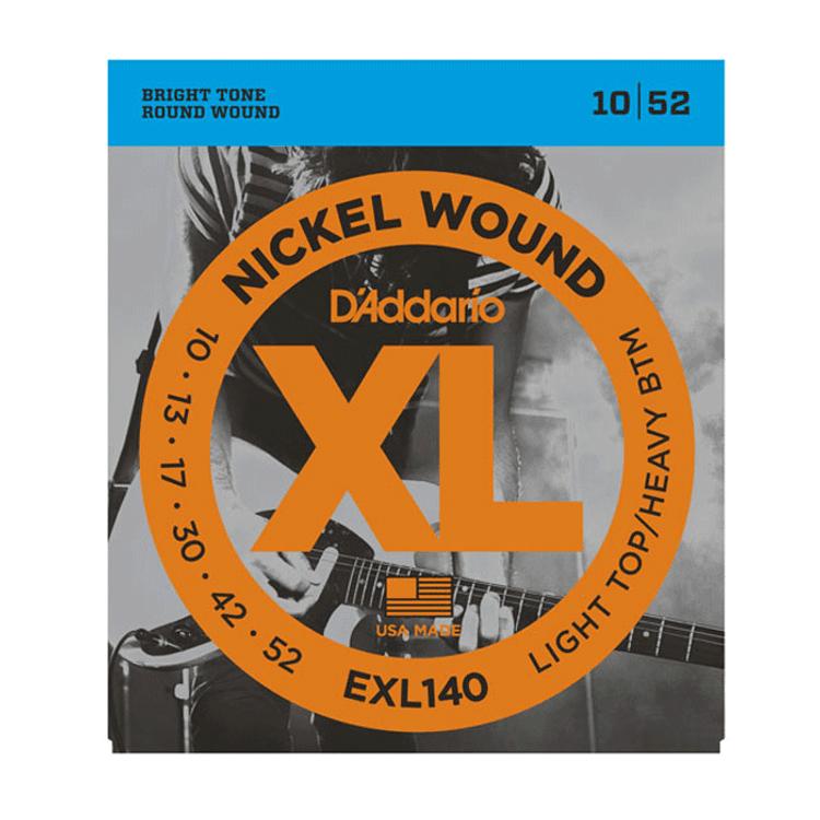 D 'ADDARIO   3 pack Nickel wound electric guitar strings