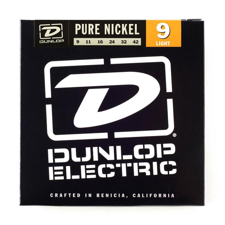 BOX OF 12   Dunlop   Electric Guitar Strings   9/42 (light)