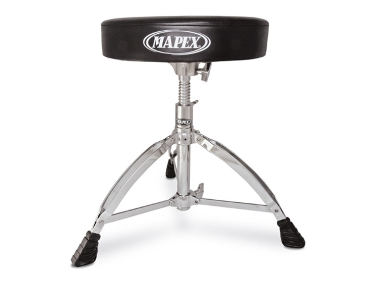 "Mapex Drum Throne 13"" Throne top with memory lock"