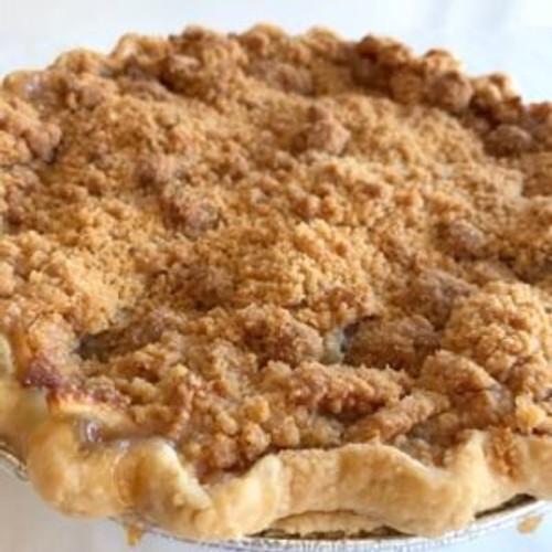 Apple Crumb Pie - Holiday