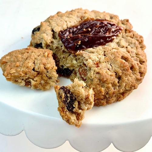 Breakfast Cookies - 1/2 dozen