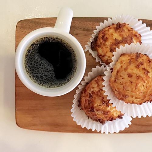 Coconut Macaroon Cookies - 1/2 dozen