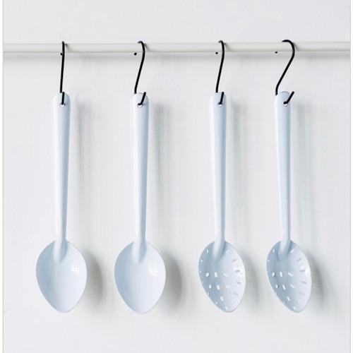"""9.5"""" Enameled Spoon"""