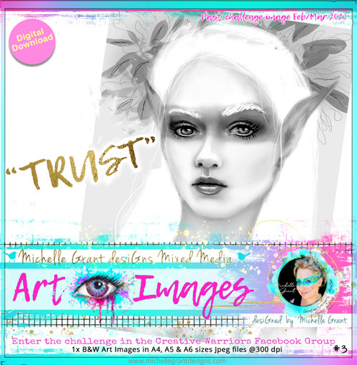 TRUST by Michelle Grant - Past Challenge Image