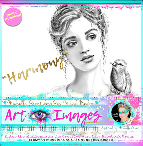 Harmony - by Michelle Grant - Past Challenge