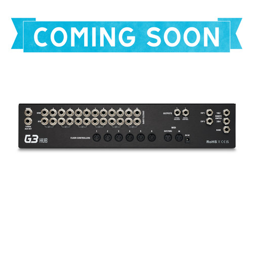 *Coming Soon* The GigRig G3 Switching System Hub