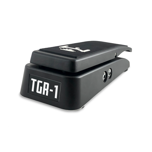 TGR-1 Expression Pedal by Mission Engineering. Front View