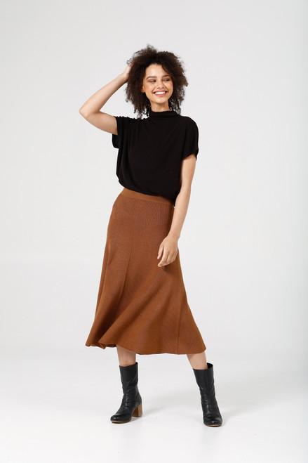 Territory Skirt - Tan