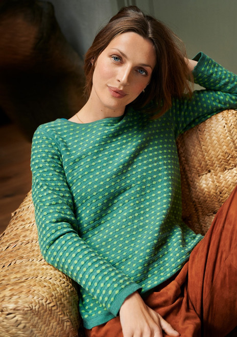 Li Sweater - Green