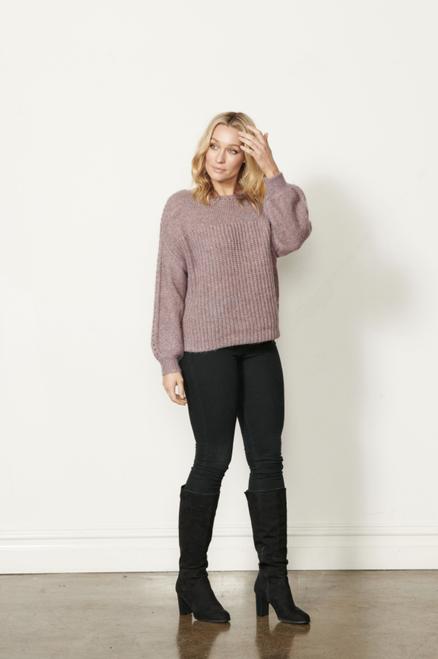 Super Soft Knit Jumper - Pink