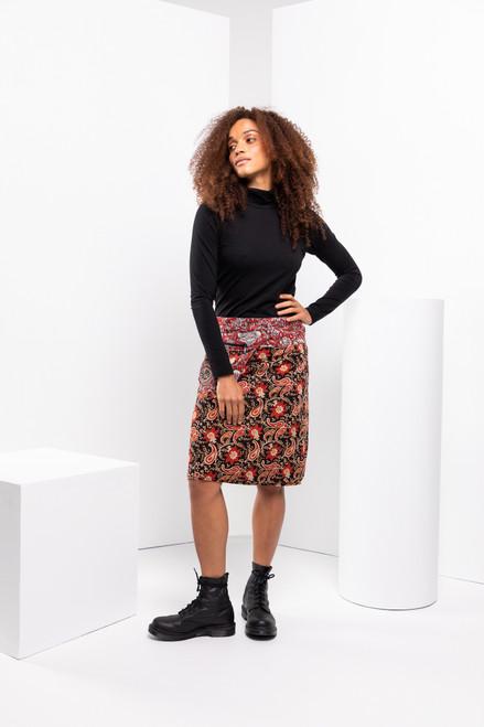Rosanna Skirt Long - Queens