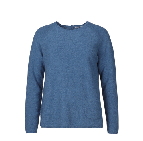 Kollo Sweater - Aqua