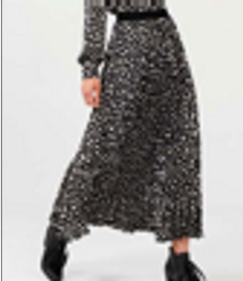 Alias Pleated Skirt - Tonto