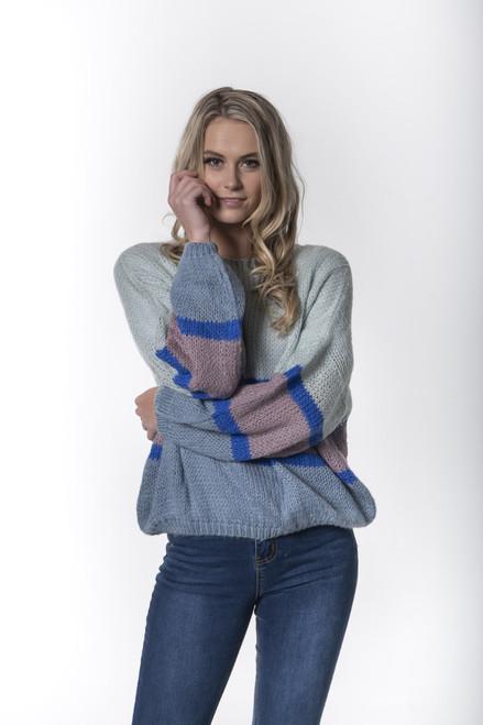 Iclyn Jumper One Size - Blue