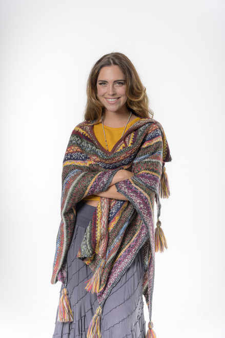 Mixed Wrap One Size