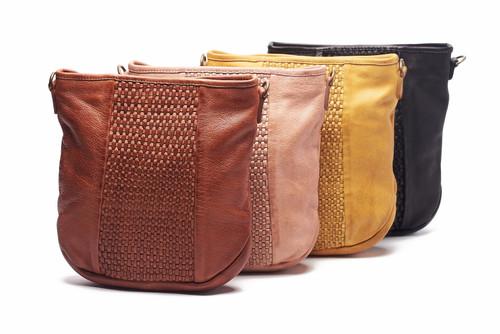 Mabel Cross Body Bag - Mustard