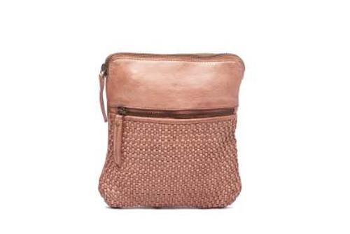 Teagan 100% Leather Shoulder Bag - Luxor