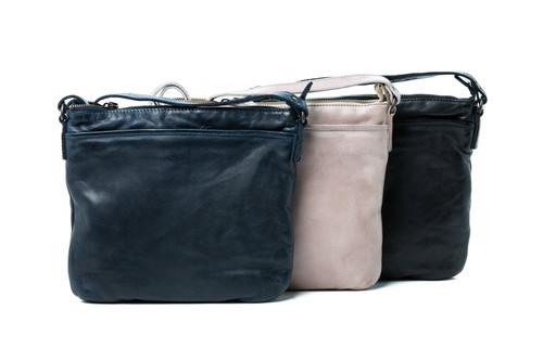 Lynx Cross Body Bag - Black