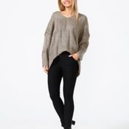 Campo Knit - Fossil