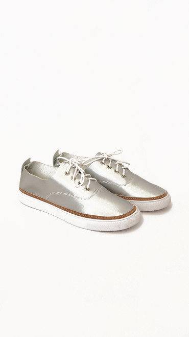 Cruz Sneaker - Metallic