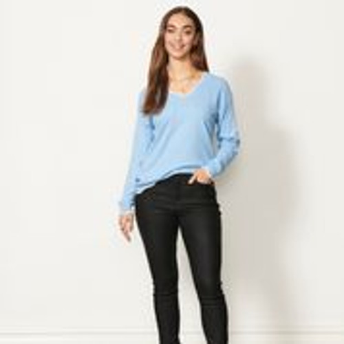 Pant With Pockets - Black